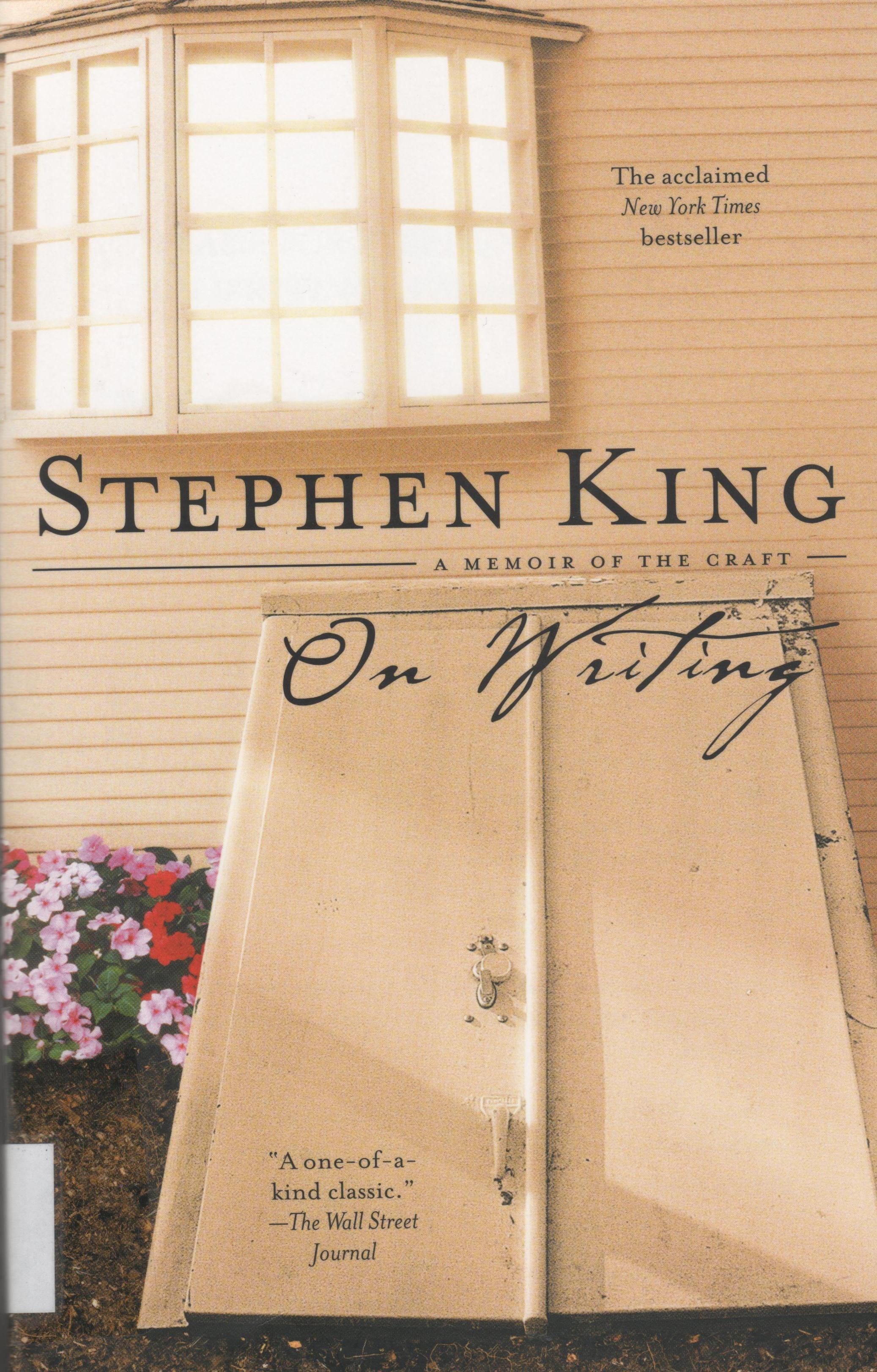 essays on writing by stephen king Reading guide for on writing: a memoir of the craft by stephen king - discussion guide for book clubs.